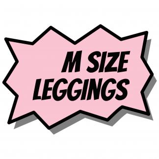 M Size Leggings