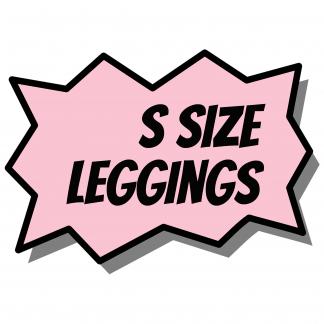 S Size Leggings
